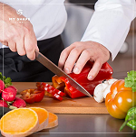 What knives does a professional chef need?